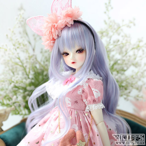 娃娃 LUTS 19th Anniv Kid Delf Happiness on 10dollars Pink ver Limited