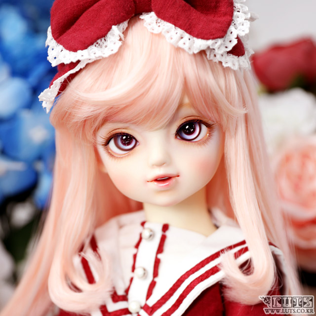 娃娃 Baby Delf POPPY Head Limited