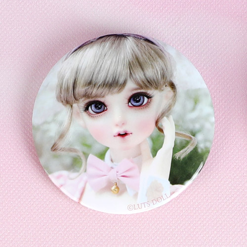 娃娃用品 LUTS Decoration button