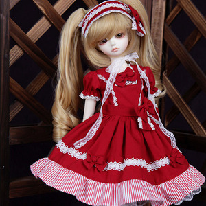 娃娃衣服 KDF CHOCOLA AMER SET For Kid Delf