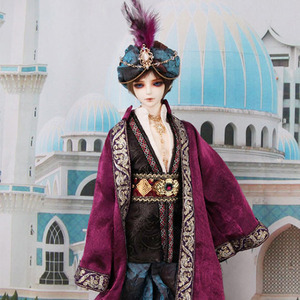 娃娃衣服 MDF ARABIAN NIGHTS SET