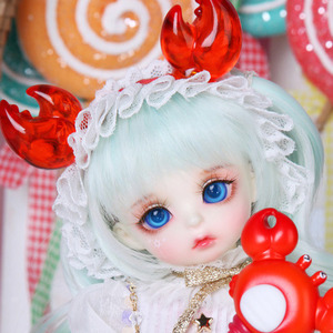 娃娃 Honey Delf CREPE Cancer ver Zodiac Limited