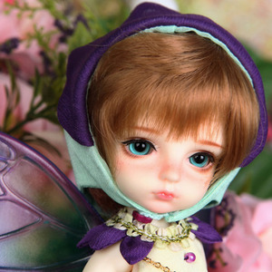 娃娃 Tiny Delf Fairy of Flower Lavender ver Limited