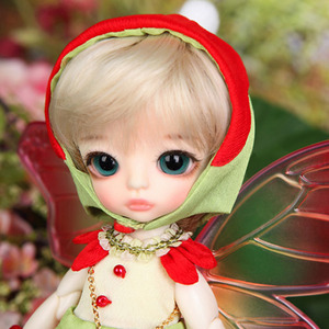 娃娃 Tiny Delf Fairy of Flower Rose ver Limited