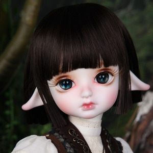 娃娃 Baby Delf DAISY Elf ver Guardian of Fairy Forest Limited