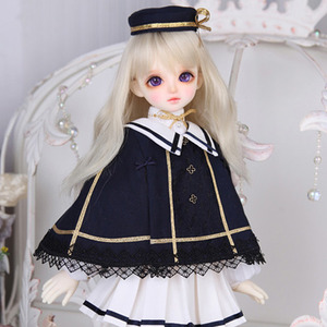 娃娃衣服 KDF Golden Sailor Girl Set