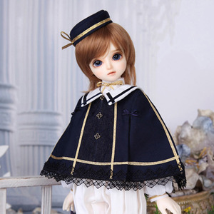 娃娃衣服 KDF Golden Sailor Boy Set