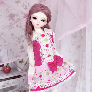 娃娃衣服 KDF APPLE PIE SET For Kid Delf