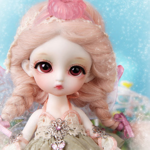 娃娃 Tiny Delf Fairy GRETEL Fairy Forest Limited