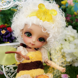 娃娃 Tiny Delf Fairy HANSEL Fairy Forest Limited