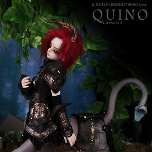 娃娃 Kid Delf QUINO CHIMERA ver MOONLIT SONG Limited
