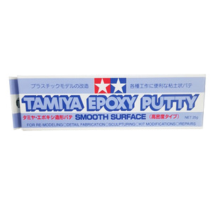 娃娃用品 Tamiya Epoxy Putty Smooth type