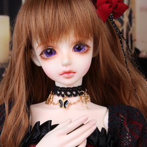 娃娃 Model Delf Girl RUBY
