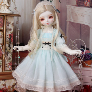 娃娃衣服 KDF Elegance Set Blue