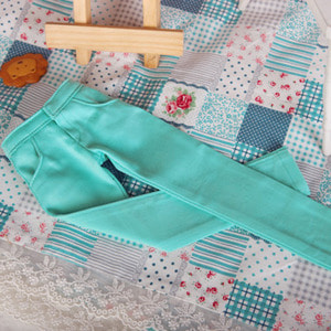 娃娃衣服 KDF Basic Pants Mint