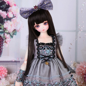 娃娃衣服 KDF Aurora Set Black