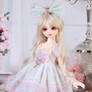 娃娃衣服 KDF Aurora Set White