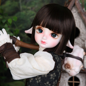 娃娃 Baby Delf DAISY Elf ver Guardian of Fairy Forest Full Package Limited