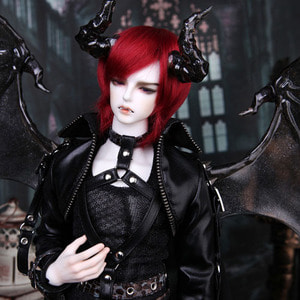 Model Delf Boy LAPIS INCUBUS - THE MASTER LUTS Limited