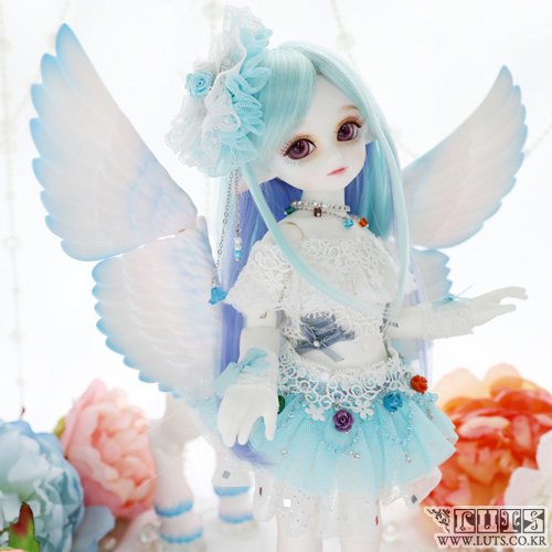 娃娃 Honey Delf Pegasus Skyblue ver Moonlit Song Limited