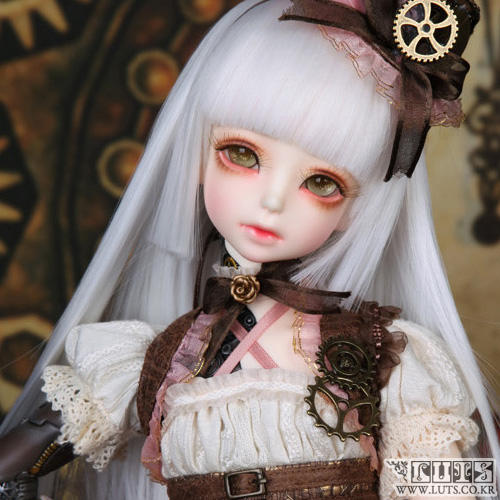 娃娃 Kid Delf Steel Heart Girl ver Limited Full Package