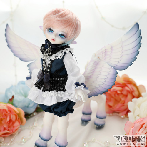 娃娃 Honey Delf Pegasus Navy ver Moonlit Song Limited