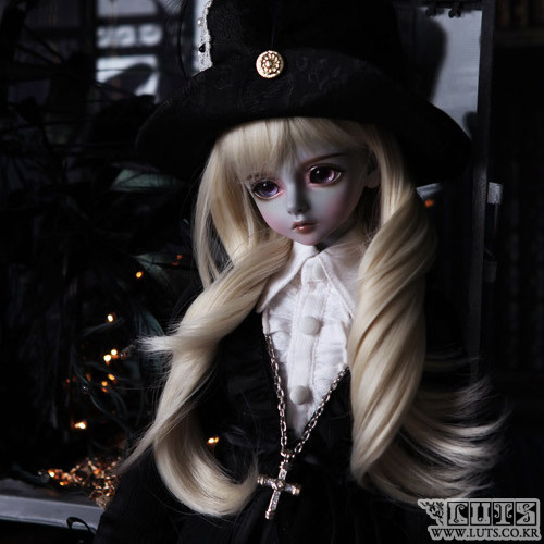 娃娃 Kid Delf BORY Gray Skin ver 2016 Winter Event PRIZE
