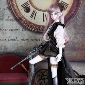 娃娃 Senior Delf GIRL Steampunk ver Limited
