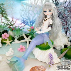 娃娃 Honey31 Delf MERMAID MERMAN ver Violet Limited