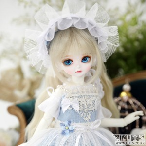 娃娃 LUTS 19th Anniv Honey31 Delf Happiness on 10dollars Blue ver Limited