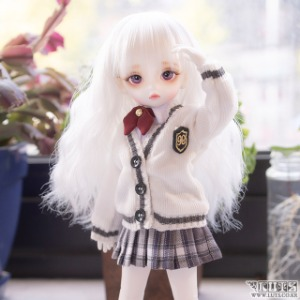 HDF NINE School Girl set (Ivory)