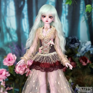 娃娃衣服 MDF Mystic Rose Set Limited Pre-order