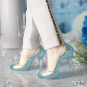 娃娃 SDF65 HIGH HEELS Ice Pearl Blue (Limited)