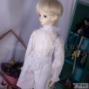 娃娃衣服 KDF Dandy Boy set White