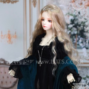 娃娃衣服 SDF Aden set (Black)