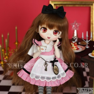 娃娃衣服 TDF20 Alice set Pink