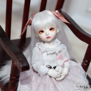娃娃衣服 HDF Bellflower Garden Set