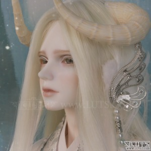 娃娃 Super Senior Delf ECLIPSE Head (Limited) 包括面妆