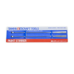 娃娃用品 Tamiya paint stirrer 2pcs