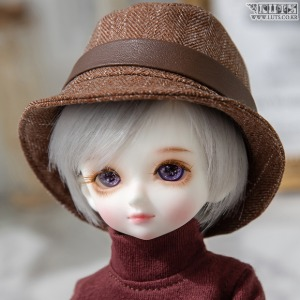 娃娃衣服 HDF Little Gentleman Fedora