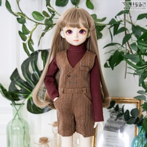 娃娃衣服 KDF Little Gentleman (Brown)