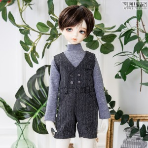 娃娃衣服 KDF Little Gentleman (Gray)